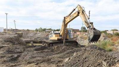 El municipio invirtió más de 4 millones de pesos en obras en Km 8