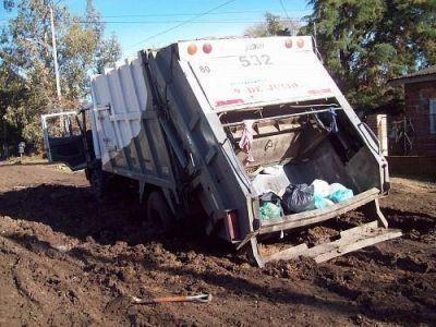 Prohibieron que el Municipio y la 9 de Julio arrojen basura en una cava