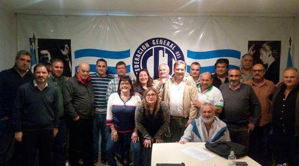 CGT: otro paso para la unidad del movimiento obrero marplatense