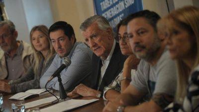 El PJ nacional se reunió sin los gobernadores y para sacar un duro documento contra el Gobierno