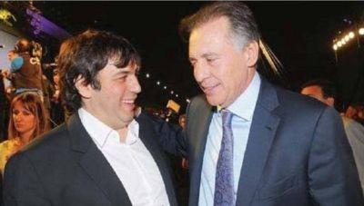 Chequeo para el socio de Cristóbal López y fotos para Roberto Baradel