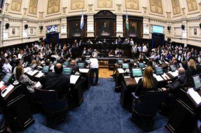La emergencia administrativa y de infraestructura de Vidal tiene media sanción en Diputados