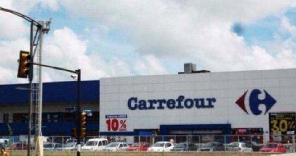 Carrefour en plan de achique pone en riesgo mas de 3000 fuentes de trabajo