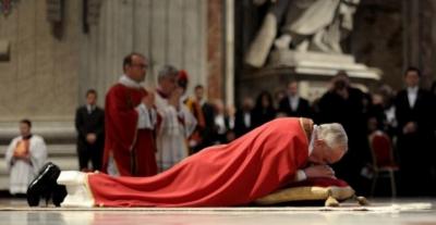 Estas son las ceremonias que presidirá el Papa en Semana Santa