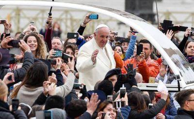 Carta del Papa Francisco a los jóvenes del UNIV
