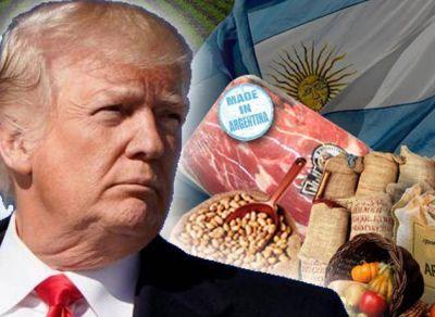 Ya es oficial: vinos, azúcar, quesos, frutas y otros productos argentinos podrán ingresar a los Estados Unidos sin aranceles