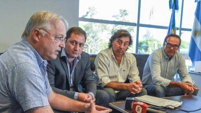 Arenaza será la primera localidad del distrito en contar con red de cloacas