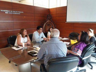Funcionarios jujeños elogiaron el sistema de Recupero de Costos Hospitalarios de San Juan