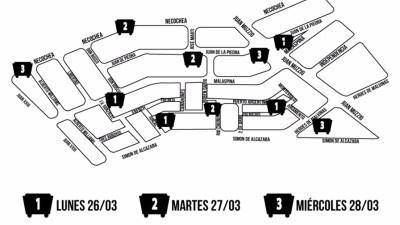 La campaña de recolección de residuos voluminosos llega al Perito Moreno