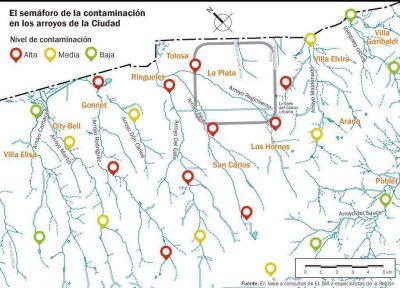 Pese a las alertas, nadie desactiva la bomba ambiental que amenaza los cursos de agua