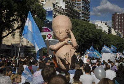 """""""Marcha por la Vida"""": Miles de personas se manifestaron contra el aborto"""