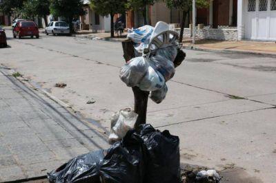 El servicio de recolección de residuos otra vez en el centro de las críticas de los contribuyentes