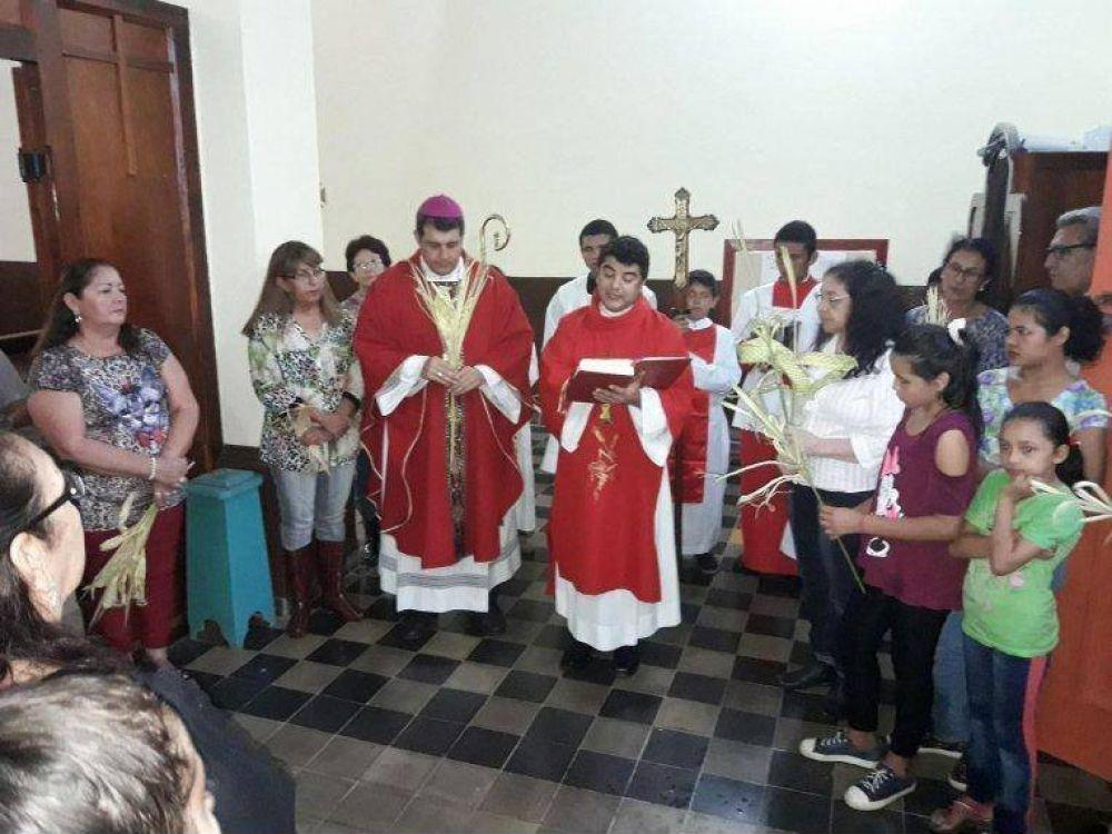 """""""Es tiempo de vencer el miedo"""", dice obispo del Chaco"""