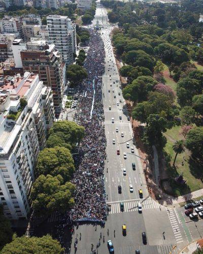 Millones de argentinos rechazaron el proyecto de despenalización del aborto
