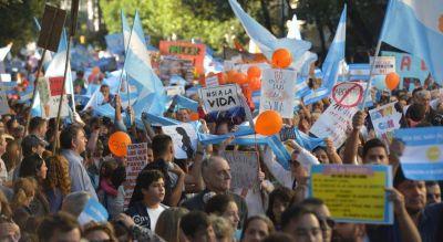 CÓRDOBA: Contra el aborto: una marcha con duras críticas a los diputados