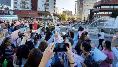 LA PAMPA: Marcha contra la despenalización del aborto en Santa Rosa