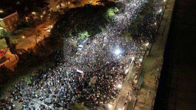 SANTA FE: Cientos de santafesinos celebraron el