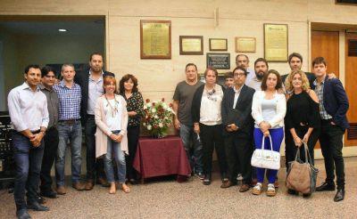 La AEFIP realizó un acto homenaje por el Día de la Memoria