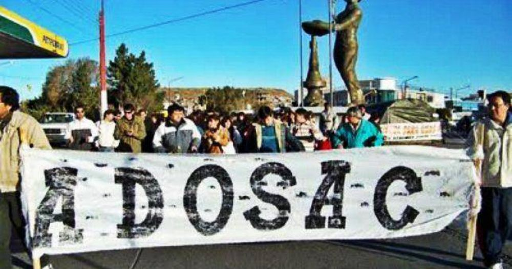 Docentes santacruceños fueron a la OIT a denunciar a Alicia Kirchner