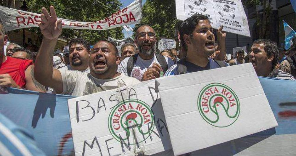Fracasó el salvataje a Creta Roja, el emblema de la recuperación invisible