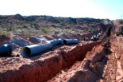 Se postergó la licitación del acueducto Río Colorado-Bahía Blanca