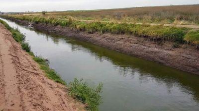 El municipio destacó los trabajos que se realizan en el fortalecimiento de los canales de la región