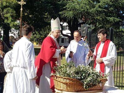 Domingo de Ramos: fuerte exhortación a cuidar la vida