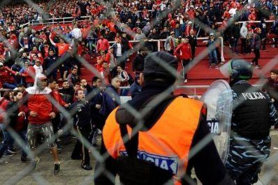 """Ya hay polémica por el aumento de los costos de seguridad en el fútbol: el FR pide dar marcha atrás"""""""