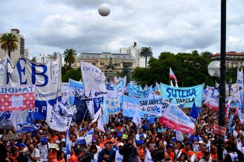 Se tensa el conflicto en la Provincia: gremios unen fuerzas y preparan jornada de protesta