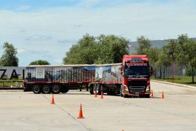 San Luis: Habrá curso para manejo de Bitrenes en abril