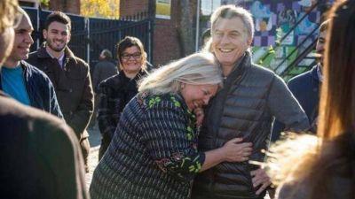 El triple pacto de Macri y Carrió