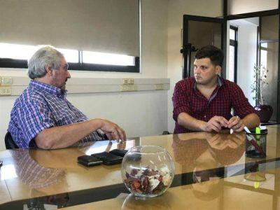 Cheppi y Dell' Ollio buscan impulsar una tarifa diferencial de electricidad para OSSE