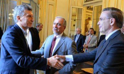 Supermartes de rosca judicial: Macri con Pichetto y Garavano con Lorenzetti