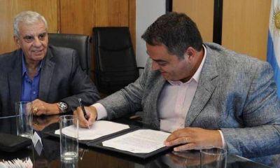 El garante del 15%: Triaca ratificó que no romperá el techo paritario