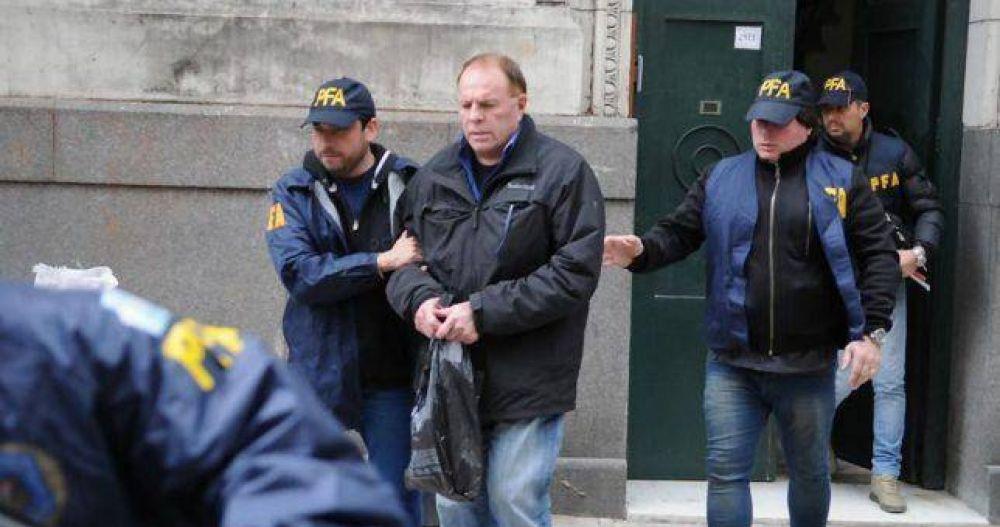 """""""Caballo"""" Suarez seguirá en prisión"""