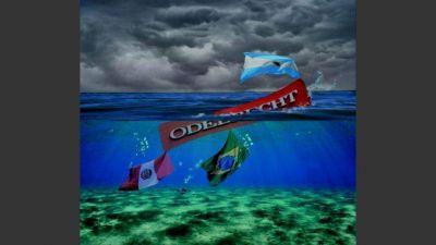 Insólito: por una ventana legal, Odebrecht ahora reclama casi $900 millones a Aysa