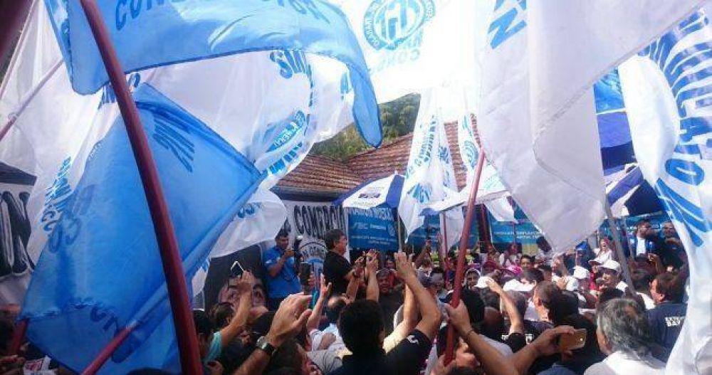 Muerza lanzó su campaña y ya se palpitan las elecciones en comercio