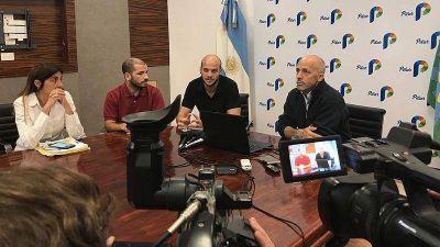 Ducoté presentó los avances en seguridad vial logrados en Pilar