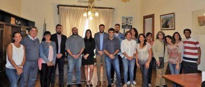 El municipio y Grooming Argentina firmarán un convenio de trabajo en conjunto