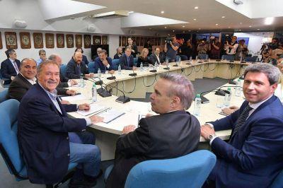 Sin gobernadores: se desinfla la cumbre de Pichetto y entra el PJ dividido a un laberinto sin salida