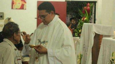 Pandilleros asesinaron a un sacerdote durante las celebraciones de la Semana Santa en El Salvador