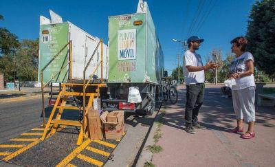 El Punto Limpio Móvil recorrerá diferentes barrios de Trelew