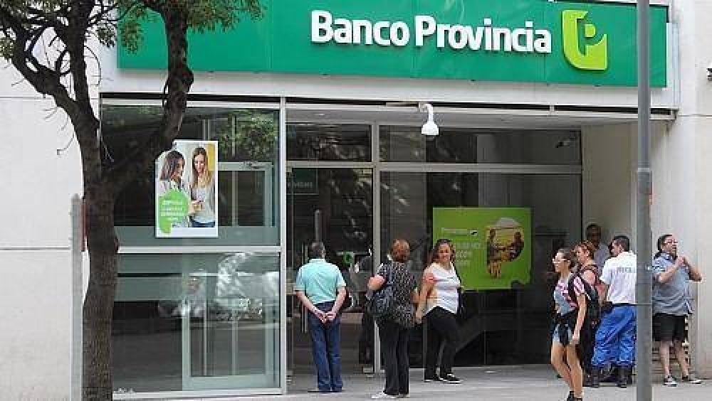 Confirmaron el paro del Banco Provincia este martes y miércoles