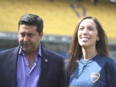 Angelici no competirá por las tragamonedas de Vidal, pero lo hará su socio