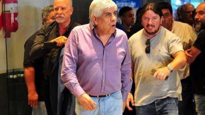 Los movimientos sociales toman distancia de Hugo Moyano, que queda más aislado