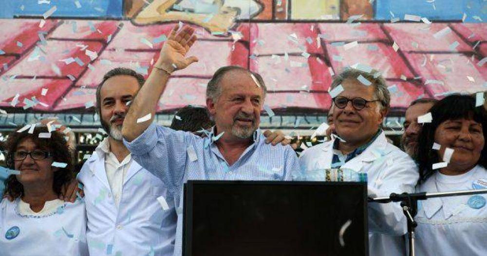"""Yasky cuestionó a los Gordos: """"Son la pata del oficialismo en el movimiento sindical"""""""