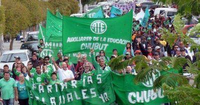 Chubut sigue desdoblando el pago y los estatales paralizarán la provincia por 48 horas