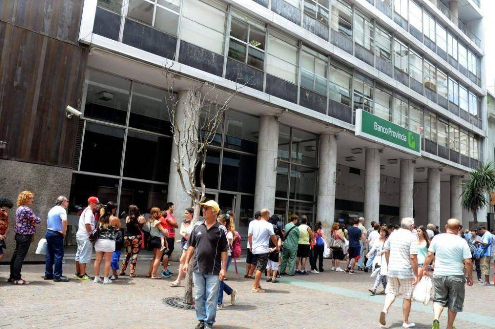 El servicio bancario debería ser de utilidad pública: se repite Palazzo por Ubaldini