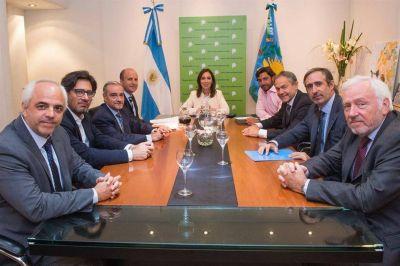 Germán Garavano y María Eugenia Vidal analizaron la reforma del Código Penal