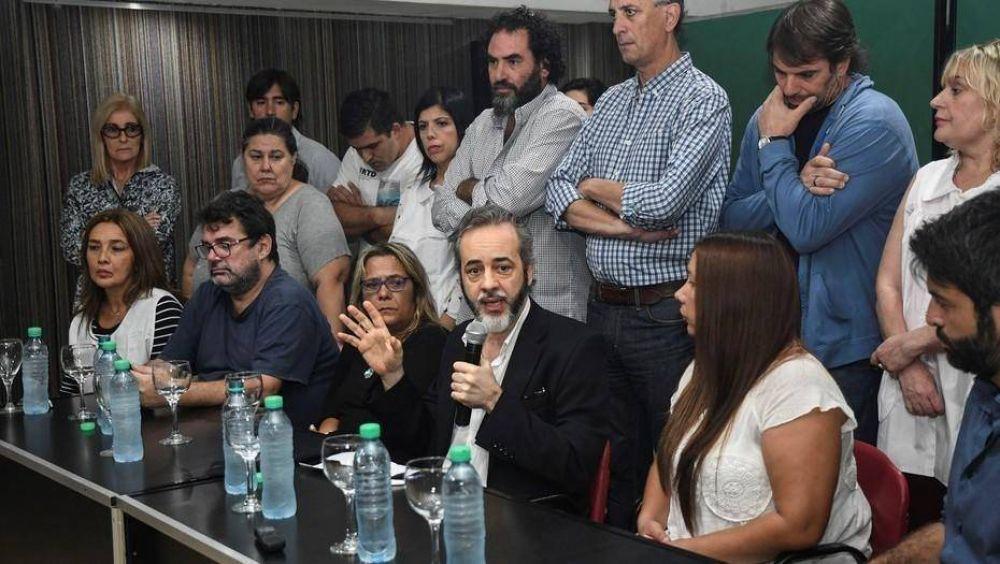 El viernes habrá paro docente en la Ciudad y Vidal vuelve a negociar en Provincia